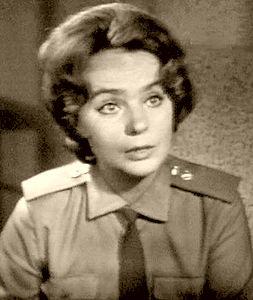 Валентина Евгеньевна Маркова